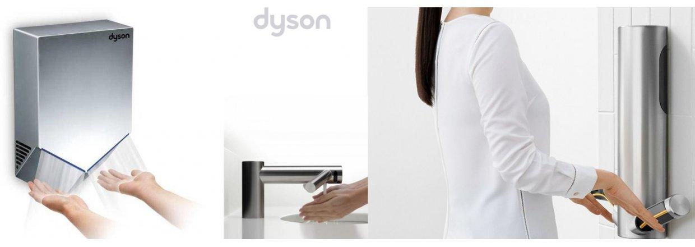 Carbi er nu dansk importør af Dyson Håndtørrere