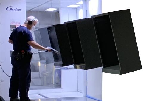Coating af kildesorterings møbler