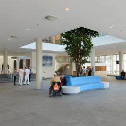 Zorginstellingen en ziekehuizen
