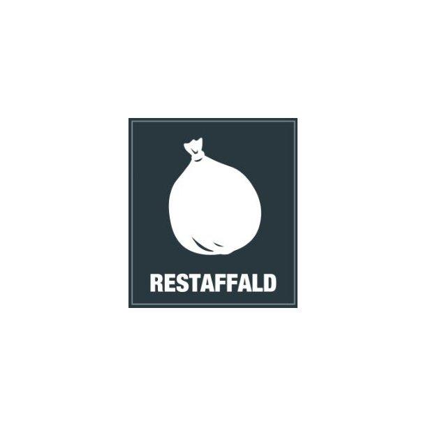 DK Piktogram Restaffald