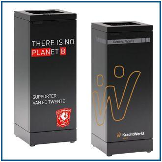 Waste bin design